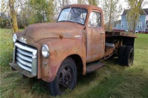 1949 GMC Flatbed Truck --