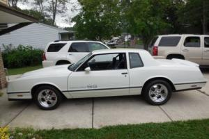 1984 Chevrolet Monte Carlo Photo
