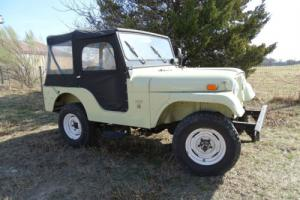1969 Jeep CJ Photo