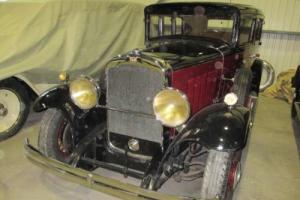 1930 REO Berline Photo