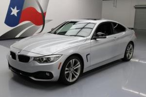 2014 BMW 4-Series 428I SPORT COUPE 6-SPD SUNROOF NAV HUD