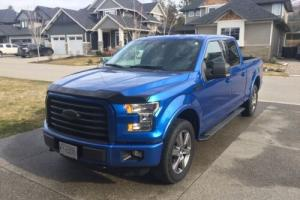 2015 Ford F-150 Sport Photo
