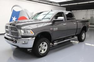 2014 Dodge Ram 2500 POWER WAGON LARAMIE CREW 4X4 HEMI NAV