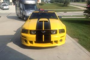 2006 Ford Mustang Roush 2