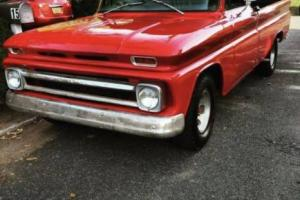 1964 Chevrolet C-10 Fleetside