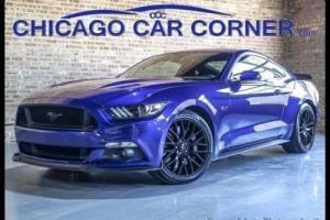 2016 Ford Mustang GT Premium 2dr Fastback Coupe Manual 6-Speed