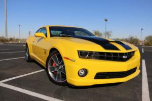 2010 Chevrolet Camaro 2dr Coupe 2SS