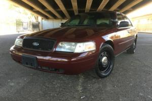 2007 Ford Crown Victoria P-71 Police Interceptor