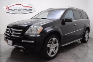 2012 Mercedes-Benz GL-Class GL550 AMG Sport 4MATIC AWD Luxury SUV