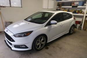 2016 Ford Focus ST3