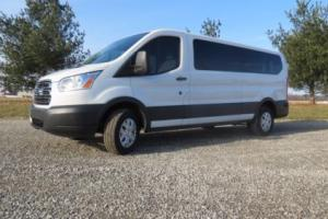 2015 Ford Transit passenger van Photo