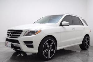 2015 Mercedes-Benz M-Class ML400 4Matic AWD Premium