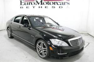 2013 Mercedes-Benz S-Class 4dr Sedan S63 AMG RWD