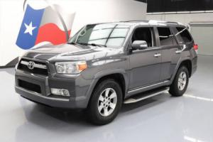 2011 Toyota 4Runner SR5 SUNROOF RUNNING BOARDS Photo