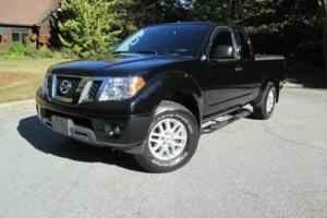 2014 Nissan Frontier 4WD King Cab Automatic SV