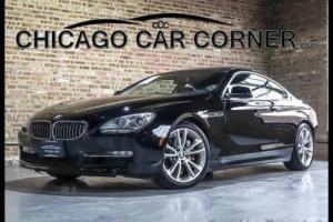2014 BMW 6-Series 640i xDrive AWD 2dr Coupe Coupe Automatic 8-Speed