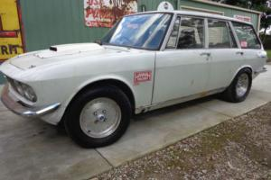 1969 Mazda 1500 Wagon race drag V8 Turbo Rotary Project