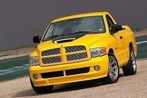 2005 Dodge Ram 1500 SRT10 Regular Cab