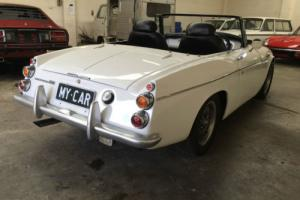 RARE 1966 Datsun Fairlady convertible coupe for Sale