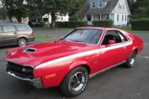 1970 AMC AMX only 901 Built-GO PACK
