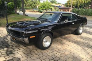 1970 AMC Javelin SST with Go PAK