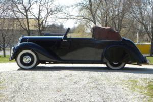 1946 Armstrong Siddeley Hurrican Drophead Coupe