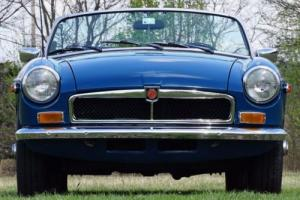 1973 MG MGB Roadster Photo