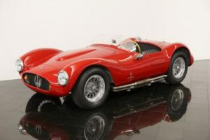 1954 Maserati A6GCS Spyder Photo