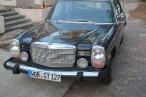 1976 Mercedes-Benz 300-Series