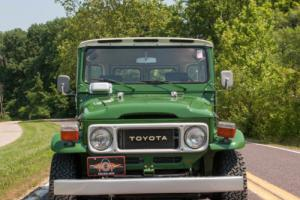 1983 Toyota FJ Cruiser FJ43 Land Cruiser Photo