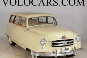 "1950 Nash Rambler Cust ""Tin Woody"""