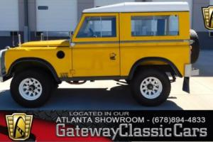 1977 Land Rover Series 3 --