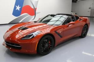 2015 Chevrolet Corvette STINGRAY Z51 LT NAV REAR CAM