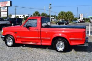 1992 Ford F-150 SHORTBED
