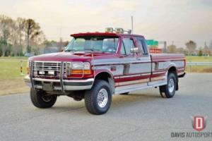 1994 Ford F-250 BRAND NEW WHEELS AND TIRES