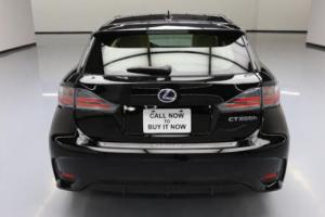 2015 Lexus CT 200H HYBRID SUNROOF BLUETOOTH REAR CAM