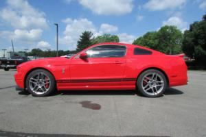 2014 Ford Mustang 2dr Coupe Shelby GT500