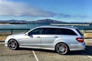 2012 Mercedes-Benz E-Class E63 AMG Photo