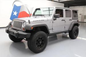 2013 Jeep Wrangler RUBICON 4X4 LIFTED 8-PASS NAV