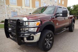 2012 Ford F-250 Lariat Photo