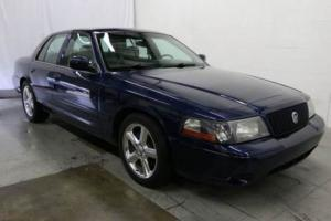 2003 Mercury Marauder Base 4dr Sedan
