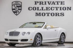 2007 Bentley Continental GT (1 Owner Only 4,799 Miles)