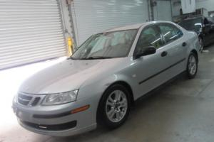 2005 Saab 9-3 4dr Sport Sedan Linear