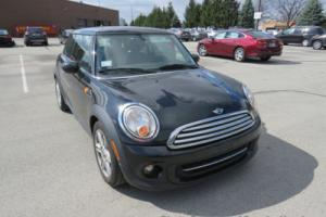 2011 Mini Cooper 2dr Coupe