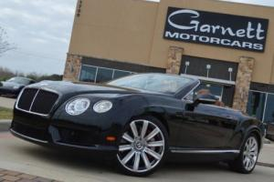 2013 Bentley Continental GT CONVERTIBLE * PREVIOUSLY CERTIFIED * EXCELLENT COND
