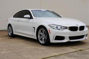 2014 BMW 4-Series 428i MSport-Twin Turbo-LTHR-NAV-MEDIA-LOADED