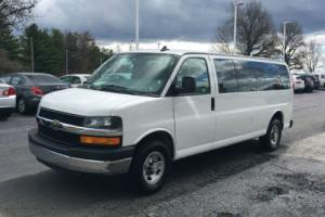 2015 Chevrolet Express Photo