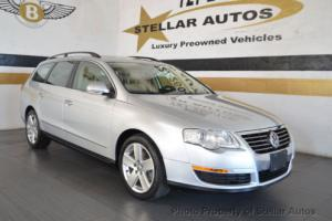 2008 Volkswagen Passat 4dr Automatic Turbo FWD Photo