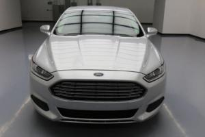 2014 Ford Fusion SE SEDAN AUTOMATIC CD AUDIO Photo