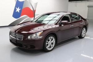 2014 Nissan Maxima 3.5 S SUNROOF CRUISE CTRL ALLOYS